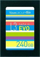 Твердотельный накопитель 240Gb SSD Team L3 EVO (T253LE240GTC101)