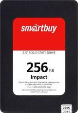 Твердотельный накопитель 256Gb SSD SmartBuy Impact (SBSSD-256GT-PH12-25S3)