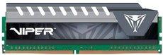Оперативная память 4Gb DDR4 2666MHz Patriot Viper Elite (PVE44G266C6GY)