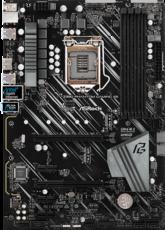 Материнская плата ASRock Z390 Phantom Gaming 4S