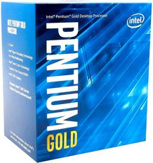 Процессор Intel Pentium Gold G5600F BOX