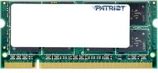 Оперативная память 8Gb DDR4 2666Mhz Patriot SO-DIMM (PSD48G266681S)