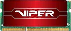 Оперативная память 8Gb DDR4 2400Mhz Patriot SO-DIMM Viper (PV48G240C5S)