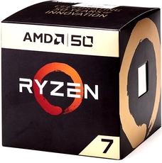 Процессор AMD Ryzen 7 2700X 50th Anniversary Edition