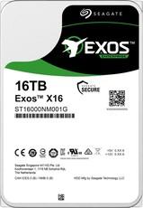 Жесткий диск 16Tb SATA-III Seagate Exos X16 (ST16000NM001G)