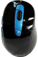 Мышь A4Tech G11-570FX Black/Blue
