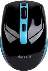 Мышь A4Tech G11-590FX Black/Blue