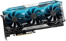Видеокарта nVidia GeForce RTX2080 Ti EVGA FTW3 ULTRA PCI-E 11264Mb (11G-P4-2487-KR)