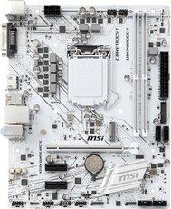 Материнская плата MSI H310M GAMING ARCTIC OEM