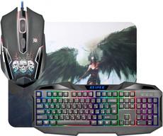Клавиатура + мышь + коврик Defender Reaper MKP-018