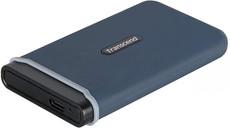 Твердотельный накопитель 960Gb SSD Transcend ESD350C (TS960GESD350C)