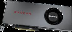 Видеокарта AMD (ATI) Radeon RX 5700 Gigabyte PCI-E 8192Mb (GV-R57-8GD-B)