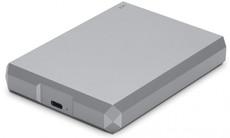 Внешний жесткий диск 4Tb LaCie Mobile Drive Space Grey (STHG4000402)