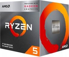Процессор AMD Ryzen 5 3400G BOX
