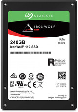 Твердотельный накопитель 240Gb SSD Seagate IronWolf 110 (ZA240NM10011)