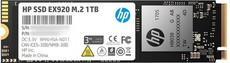 Твердотельный накопитель 1Tb SSD HP EX920 (2YY47AA)