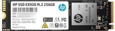Твердотельный накопитель 256Gb SSD HP EX920 (2YY45AA)