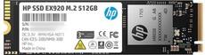 Твердотельный накопитель 512Gb SSD HP EX920 (2YY46AA)