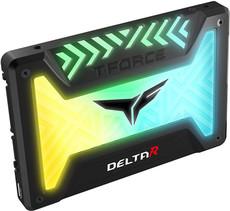 Твердотельный накопитель 250Gb SSD Team Delta R RGB (T253TR250G3C315)