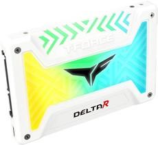 Твердотельный накопитель 250Gb SSD Team Delta R RGB (T253TR250G3C415)