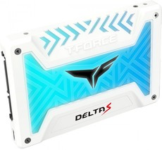 Твердотельный накопитель 500Gb SSD Team Delta S RGB (T253TR500G3C412)