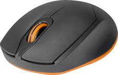 Мышь Defender Genesis MB-865 Grey/Orange (52868)