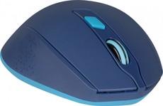 Мышь Defender Genesis MM-785 Blue (52786)