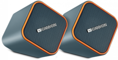 Колонки Canyon CNS-CSP203 Black/Orange
