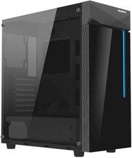 Корпус Gigabyte C200 GLASS Black