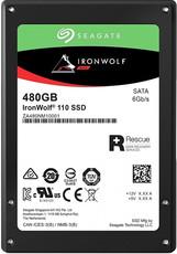 Твердотельный накопитель 480Gb SSD Seagate IronWolf 110 (ZA480NM10011)