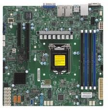 Серверная плата SuperMicro S-1151 X11SCH-F-O