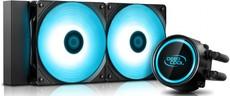 Водяная система охлаждения DeepCool Gammaxx L240T Blue