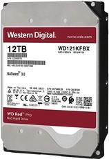 Жесткий диск 12Tb SATA-III Western Digital Red Pro (WD121KFBX)