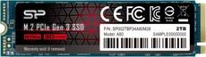 Твердотельный накопитель 2Tb SSD Silicon Power P34A80 (SP002TBP34A80M28)