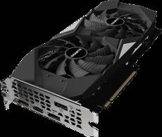 Видеокарта nVidia GeForce RTX2060 Gigabyte PCI-E 6144Mb (GV-N2060WF2-6GD)
