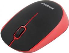 Мышь SmartBuy 368AG Black/Red