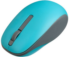 Мышь Perfeo FUNNY Cyan