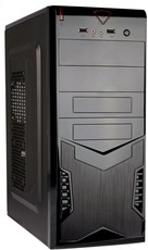 Корпус Exegate CP-604 450W Black