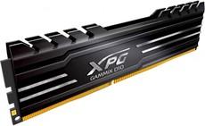 Оперативная память 8Gb DDR4 2666MHz ADATA XPG Gammix D10 (AX4U266638G19-SB10)