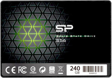 Твердотельный накопитель 240Gb SSD Silicon Power Slim S56 (SP240GBSS3S56B25)