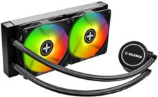 Система жидкостного охлаждения Xilence LiQuRizer LQ240 RGB