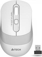 Мышь A4Tech Fstyler FG10 White/Grey