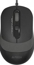 Мышь A4Tech Fstyler FM10 Black/Grey