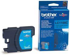 Картридж Brother LC1100C