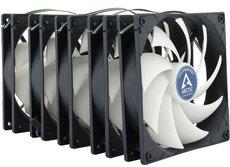 Вентиляторы Arctic Cooling F14 PWM PST Value Pack
