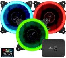 Ветиляторы Aerocool Rev RGB Pro
