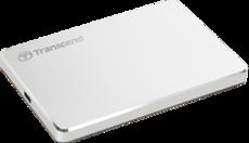Внешний жесткий диск 1Tb Transcend StoreJet 25C3S (TS1TSJ25C3S)