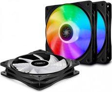 Вентилятор для корпуса DeepCool CF120 3 in 1 RGB