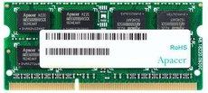Оперативная память 4Gb DDR-III 1600MHz Apacer SO-DIMM (AS04GFA60CAQBGJ)