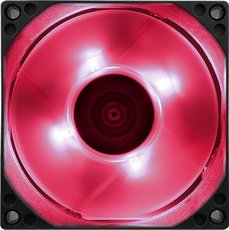 Вентилятор для корпуса Aerocool Motion 8 Red-3P